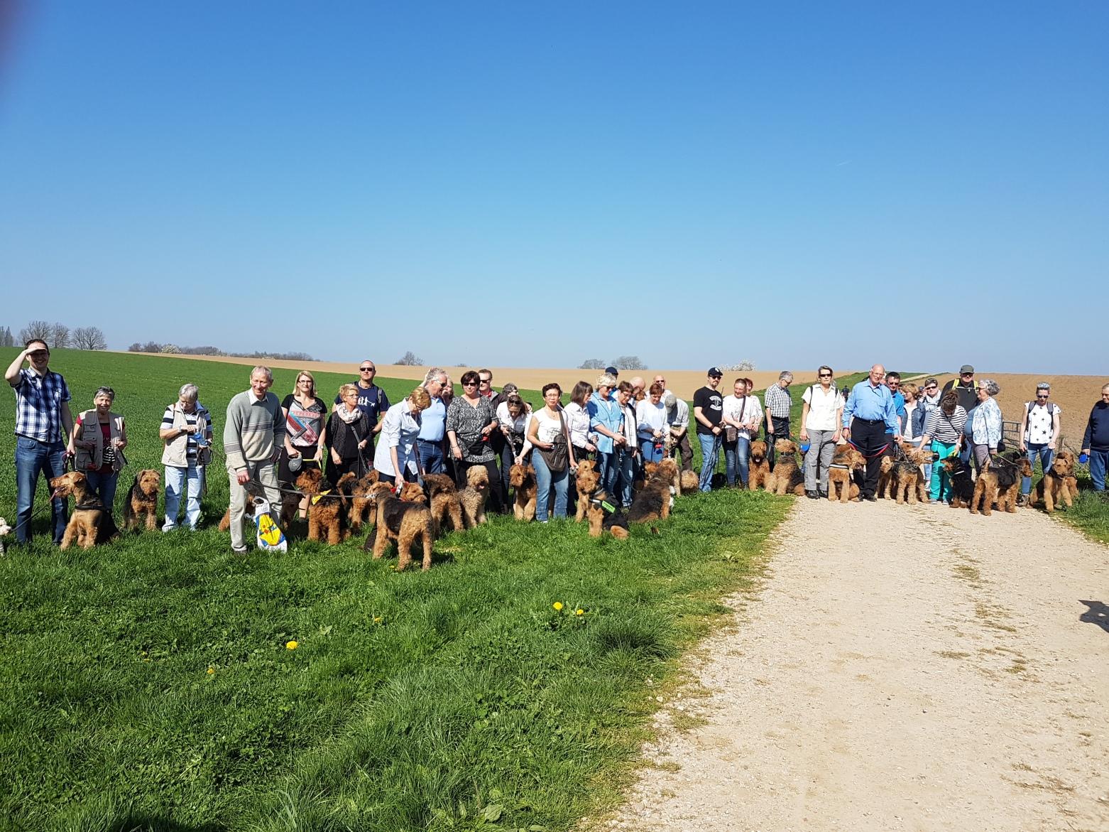 ATVN Groep Wandeling Limburg 2017 full size