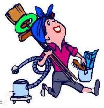 Babs en boebie waarom schoonmaken 4