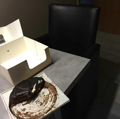 Beau heerlijke stukjes taart 2